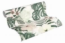 Michalsky Tapete Vlies Blumen Floral Wei 223 Mint 36518 2