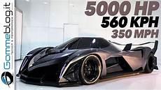 the devel sixteen devel sixteen 5007 hp world fastest car top speed 350 mph