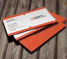 business card template doe 30 amazing free business card psd templates