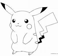 ausmalbild pok 233 mon go pikachu kostenlos zum ausdrucken
