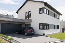 garage auf der garage und carport direkt mit dem fertighaus bauen beim