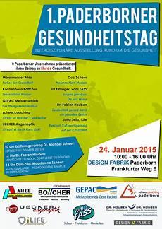 1 Paderborner Gesundheitstag News Ahle Info Box