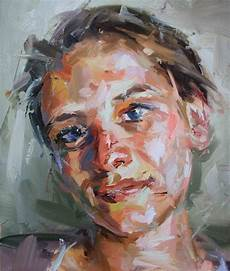 acrylic paint colors for portraits 30 attractive portrait painting weneedfun