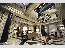 Regina/Evil Queen's office  ~ MONACO Interiors