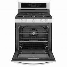 Kitchenaid Parts Florida kitchenaid kgrs202bss 30 quot free standing gas range 5 8
