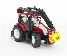 steyr cvt 6230 forsttraktor bruder traktoren g 252 nstig kaufen