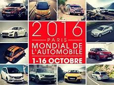 salon de l auto 2016 horaire salon auto 2016 gt les nouveaut 233 s du mondial en images