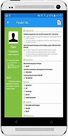 free resume cv maker app for android free download and software reviews cnet download com