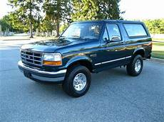 purchase used 1994 ford bronco 4112132 in ann arbor michigan united states 1994 ford bronco xlt cars trucks by owner vehicle 2017 2018 2019 ford price release date