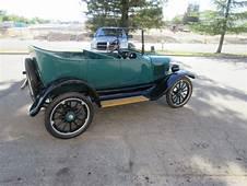 1921 WILLYS OVERLAND TOURING CAR  Classic Willys 4 Door