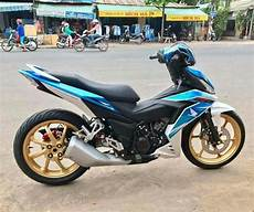 Supra Gtr 150 Modif Touring by 3 Modifikasi Honda All New Supra Gtr 150