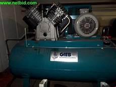 gieb 1102 250 14 zweikolben kompressor gebraucht kaufen