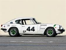 1969 Triumph GT6 SCCA MkII Race Racing H Wallpaper