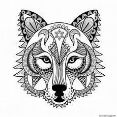 get this wolf coloring pages for adults 47582