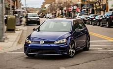 2017 volkswagen golf r review car and driver