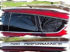 aufkleber sport ford performance schweller 50cm st front