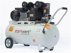 Druckluft Kompressor 100l - starkwerk druckluft kompressor sw 475 10 100l kessel
