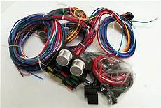 1932 ford wiring 1932 ford car truck 12 circuit wiring harness wire kit rod model b ebay
