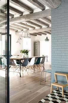 decoration bois a peindre chambre peindre poutres apparentes question travaux deco