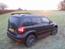 Skoda Yeti Black Edition 4x4 2 0 Tdi 140ps Road Test