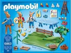 Playmobil Ausmalbilder Ostern Osterhasenwerkstatt Playmobil Ostern Spielalter 4 10