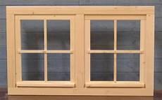 holzfenster für gartenhaus gartenhausfenster doppelfenster 111x68cm zum 214 ffnen dreh