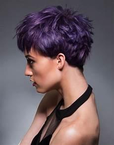 couleur cheveux violet foncé les 25 meilleures id 233 es de la cat 233 gorie cheveux violet
