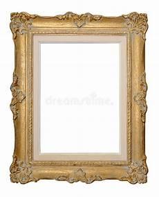 goldener bilderrahmen goldener bilderrahmen stockfoto bild von abbildung wei 223