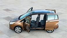 ford b max neuer minivan mit bislang einzigartigem