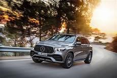 2020 mercedes amg gle 53 revealed as 435 hp seven seater
