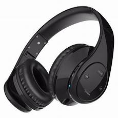 sound intone p7 bluetooth headphones with mic and volume control support tf card bass stereo