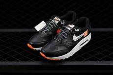 nike air max 1 low just do it black and white for sale