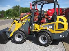 Used Gehl Al 340 Mini Wheel Loader Year 2016 For Sale