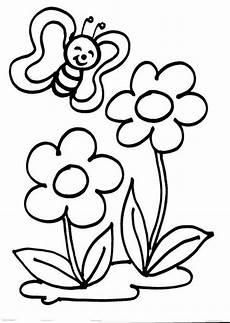 fiori da colorare per bambini l usignolo disegni fiori da colorare