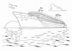 malvorlagen kostenlos schiffe ausmalbilder