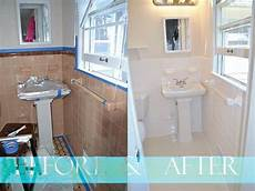 Can Bathroom Wall Tile Be Painted by Who Knew You Could Just Paint Tiles With A