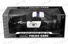 SHELBY COLLECTIBLES 118 POLICE CARS  2013 FORD MUSTANG