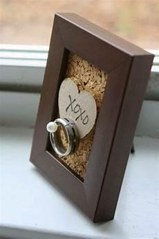 wedding ring holder frame rustic shabby chic by thepaperynook crafts diy ring holder wedding
