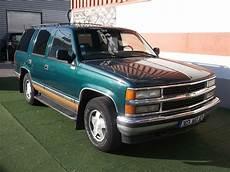 4x4 Chevrolet Tahoe V8 5 7l Awd 200cv Chevrolet Vo666