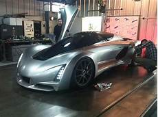 The Blade 3d Printed Car