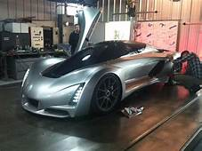 World's First 3D Printed Supercar Is Unveiled – 0 60 In 2
