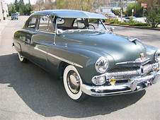1950 Mercury 4 Door  Cars Pinterest 49 Lead