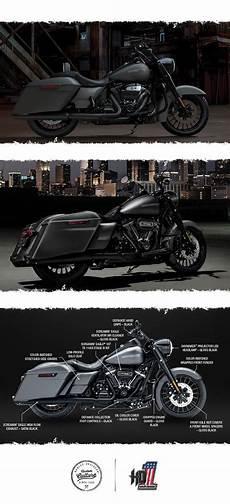 Harley Davidson Cing Gear by All Hail The King 2017 Harley Davidson Road King