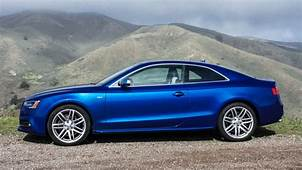 2015 Audi S5 Review Supercharged All Wheel Drive The