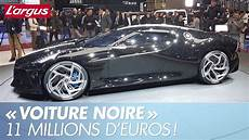 Bugatti Voiture La Voiture La Plus Ch 232 Re Au Monde