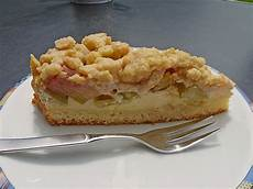 German Rhubarb Streusel Cake Best German Recipes