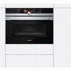 Siemens Iq700 Backofen - siemens cs658grs6b iq700 compact multi function steam oven