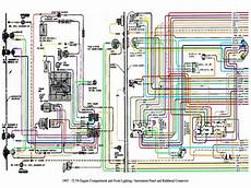 1973 chevy wiring harness diagram 1973 c10 wiring diagram wiring forums