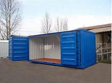 20 ft standard iso container side door opener this is