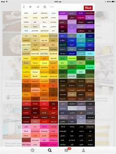 there are so many colours where do we start
